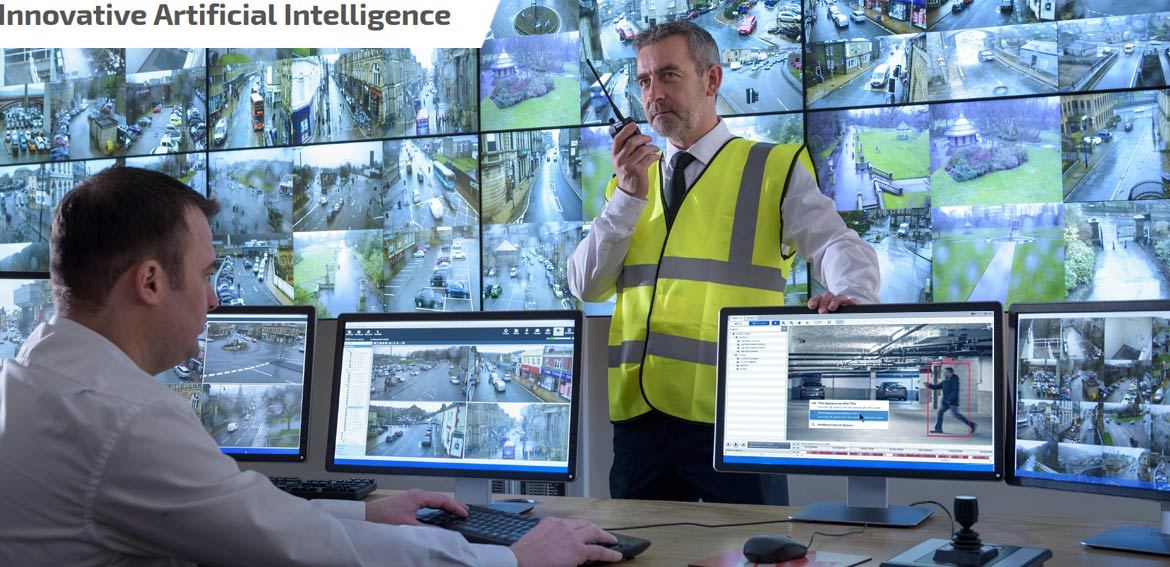 Artificial Intelligence in the control room